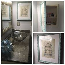 Framing Existing Bathroom Mirrors by 25 Best Old Medicine Cabinets Ideas On Pinterest Medicine