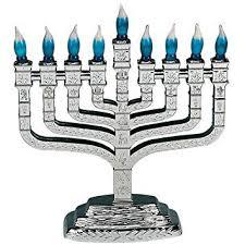 menorah electric 16 best electric menorahs led battery usb operated hanukkah