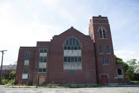 Church House For 120k Own This Church In Highland Park Curbed Detroit