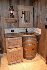 40 rustic decorating ideas for the home rustic bathrooms wood