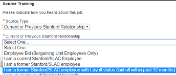 What Does Upload Resume Mean Contact Us Stanford Careers
