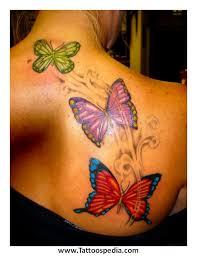butterfly rib tattoos 1 tattoospedia side tattoos