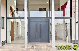 Contemporary Front Door Home Design Modern Wood Door Gallery The Front Company Within 89