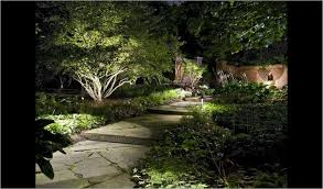 Custom Landscape Lighting by Our Services Smotherman U0027s Custom Landscaping