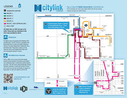 Uco Map Citylink Edmond Schedule By City Of Edmond Issuu