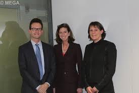 directeur chambre de commerce entrevue de lydia mutsch avec une délégation de la chambre de