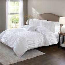 better homes and gardens basketweave ruched bedding comforter