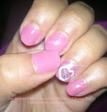 girly nail art how you can do it at home pictures designs