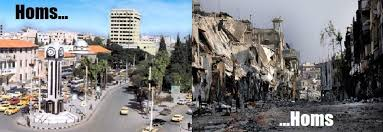 syria before and after before and after pics reveal what was the result of war in syria