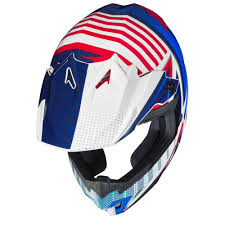 hjc motocross helmet hjc 2017 cl x7 hero mc 21 mx helmet red white blue available at