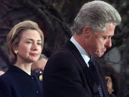 Bill Clinton House Details Of How Hillary Clinton Coped With The Lewinsky Affair