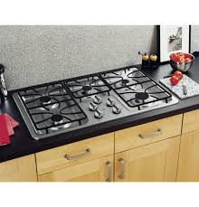 Gas On Glass Cooktop 36 Ge 36