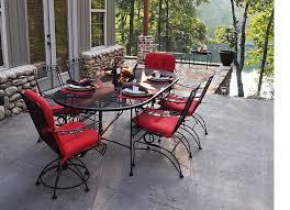 Iron Patio Furniture by Steps To Clean Algae From Wrought Iron Outdoor Furniture Front