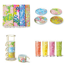 lilly pulitzer target store home decor