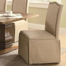 buy parkins parson chair with skirt by coaster from www