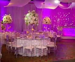 white gold and purple wedding gold and purple wedding decor wedding corners