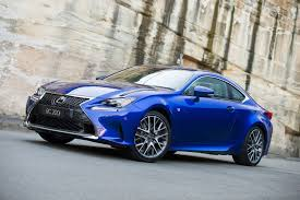 sporty lexus 4 door lexus rc200t f sport coupe a different beast road tests driven