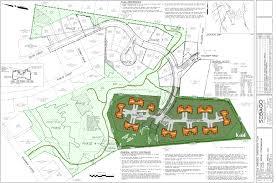 site plan fitzpatrick associates inc cottage brook condo large site plan