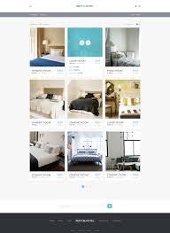 rent a hotel hostel u0026 guest house booking website psd template