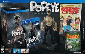 popeye game for ps4