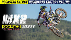 motocross races rockstar energy husqvarna factory racing mx2 team video