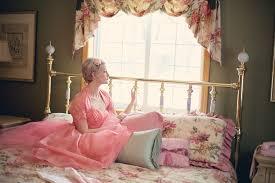 free photo vintage woman on bed retro free image on pixabay