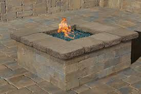 pit kit cambridge pavingstones tables pit kits