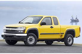 2007 chevrolet colorado information and photos zombiedrive