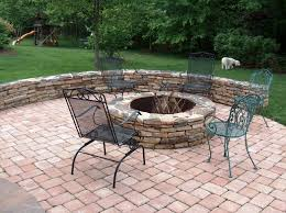 Patio And Firepit by Meadows Farms Patios And Walks Inspiration Meadows Farms