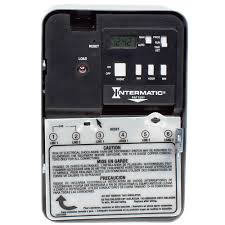 Intermatic 24 Hr Outdoor Timer by Intermatic 30 Amp 240 Volt Dpst Electronic Water Heater Time