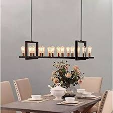 Kitchen And Dining Room Lighting Lnc Wood Chandeliers Kitchen Island Chandelier Lighting 8 Light