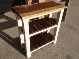 Ingenious Idea Kitchen Side Table Charming Ideas Kitchen Side - Kitchen side table