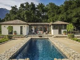 spanish style ranch homes stunning spanish style hacienda ranch in ojai