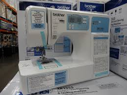 brother computerized sewing machine xr1355
