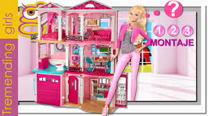 barbie dreamhouse for girls house design and decorating barbie