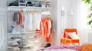 petit dressing chambre armoire ou dressing dans une chambre que choisir