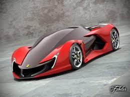 ferrari supercar concept ferrari impronta concept car model