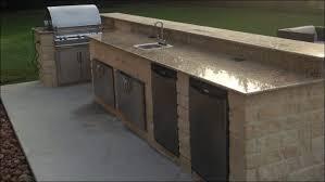 Portable Outdoor Kitchens - kitchen outdoor living outdoor island outdoor kitchen smoker