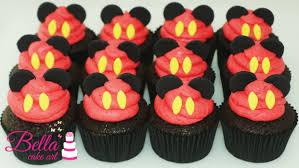 mickey mouse cupcakes mickey mouse cupcakes