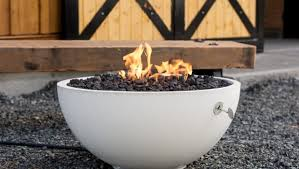Concrete Fire Pit by Concrete Bowl Fire Pit Crafts Home