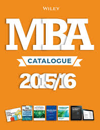 mba catalogue2015 by john wiley and sons issuu