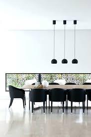 Pendant Light For Dining Table Inspiring Pendant Lighting Dining Room Table Images Best