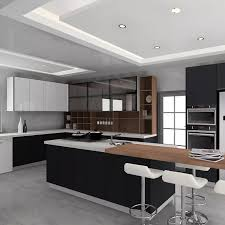 modern kitchen cabinet glass door modern white furniture kitchen cabinet designs with glass doors