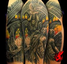 heaven tattoos for dedicated to led zeppelin stairway to