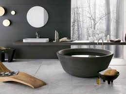 modelli di vasche da bagno 15 sofisticate vasche da bagno nere mondodesign it