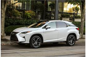 lexus suv pics 2017 lexus rx best luxury 2 row suv for the u s