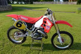 honda cr 500 cr500 re build old moto motocross forums message