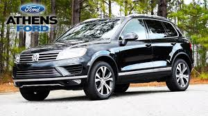 volkswagen touareg 2017 2017 vw touareg v6 wolfsburg edition a family suv with over 7000