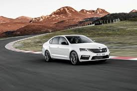 skoda octavia rs 2 0 tsi manual 245hp 2018
