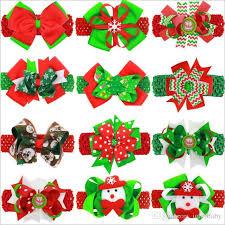 christmas headbands christmas headbands ins baby bands santa claus